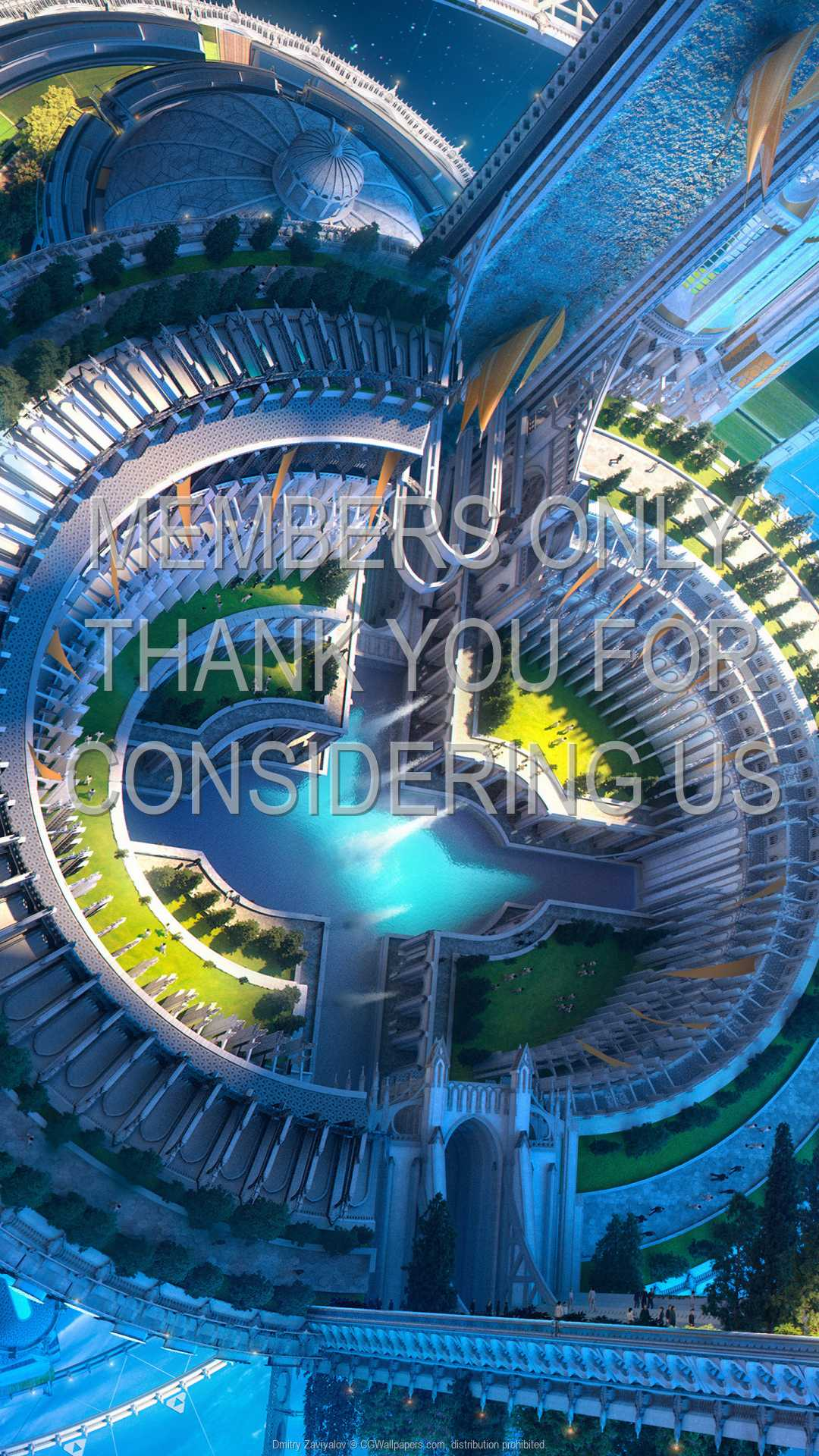 Dmitry Zaviyalov 1080p Vertical Handy Hintergrundbild 03
